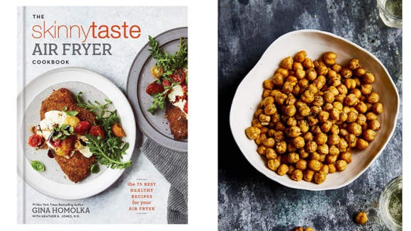 Skinnytaste Air Fryer Cookbook
