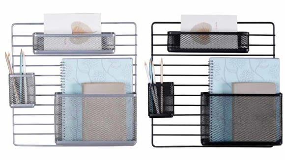 Made By Design Mesh Wall Organizer