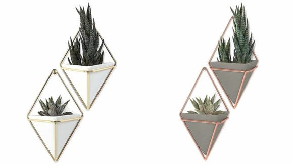 Umbra Wire Wall Planters