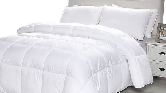 Equinox All-Season Down Alternative Quilted Comforter
