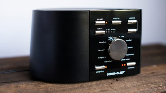 Adaptive Sound + Sleep Sound Machine