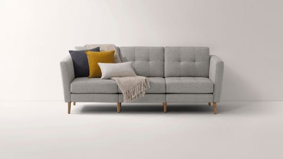 It's easy to customize your couch with Burrow.
