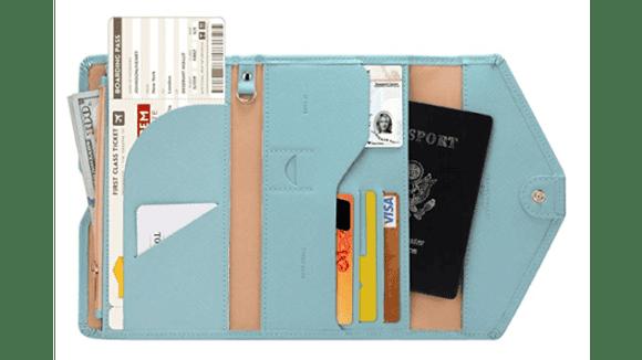 Zoppen Multi-Purpose Travel Wallet