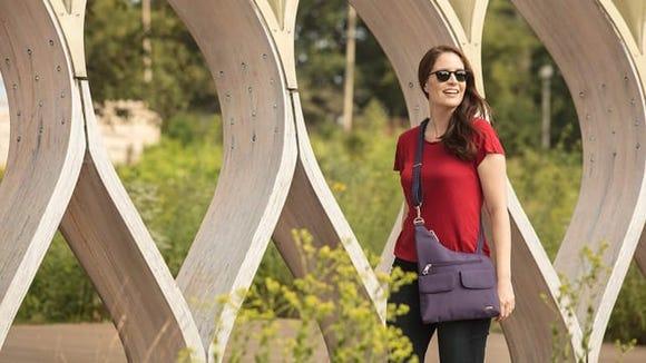 Travelon Luggage Anti-Theft Cross-Body Bag