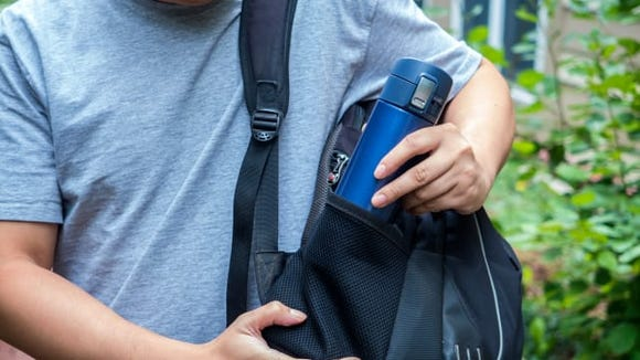 Keep your coffee hot while you're on the go.