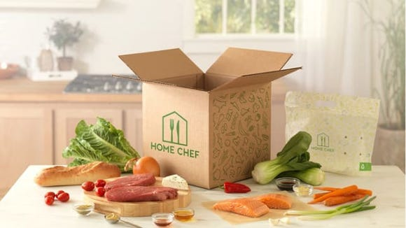 Home Chef Subscription Meal Kit