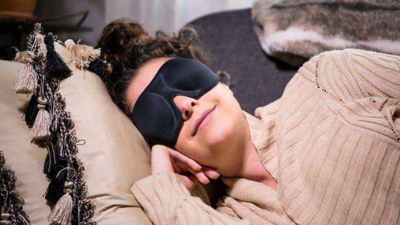 Nidra Contoured Sleep Mask