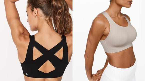 This is possibly the most popular sports bra Lululemon has made.