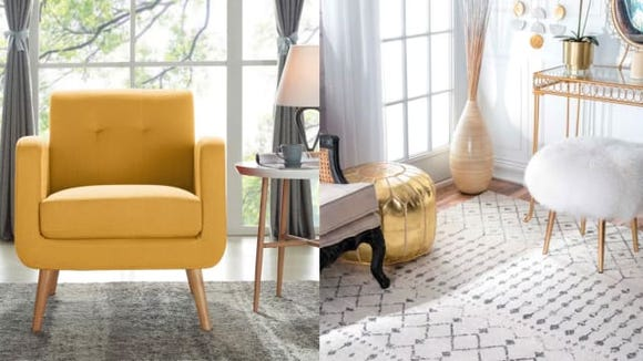 Wayfair home furnishings