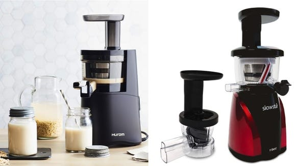 Hurom and Tribest Juicer