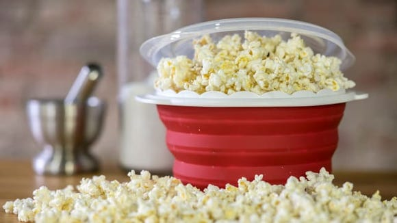 Popcorn just became a whole lot healthier.