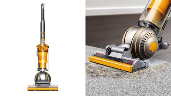 This vacuum is inexpensive and built for heavy-duty jobs.