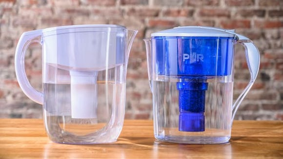 These water filters are going fast.