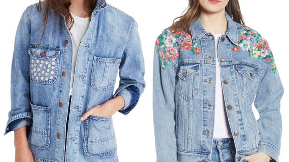 It's time to add some flair to that old trucker jacket.