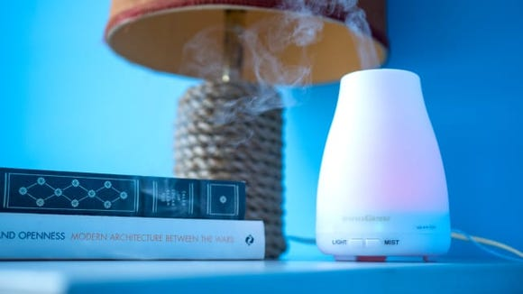 Waft in the smells of springtime with this diffuser.