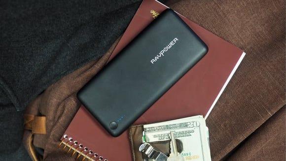 Best gifts for high school grads 2019: RavPower USB C Battery Pack