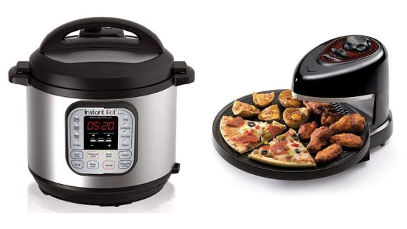 Best gifts for high school grads 2019: Instant Pot and Presto Pizzazz Rotating Oven