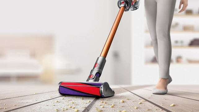 You can get a Dyson vacuum for a huge discount ahead of Memorial Day 2021