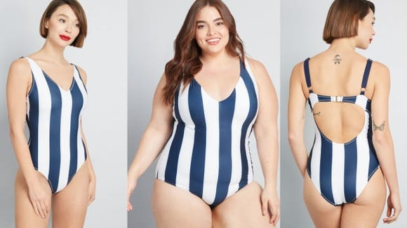 Modclotch Stacey Swimsuit
