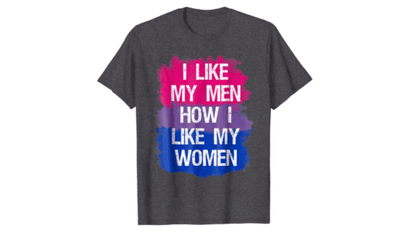 This shirt might take people a minute, which is why we love it.