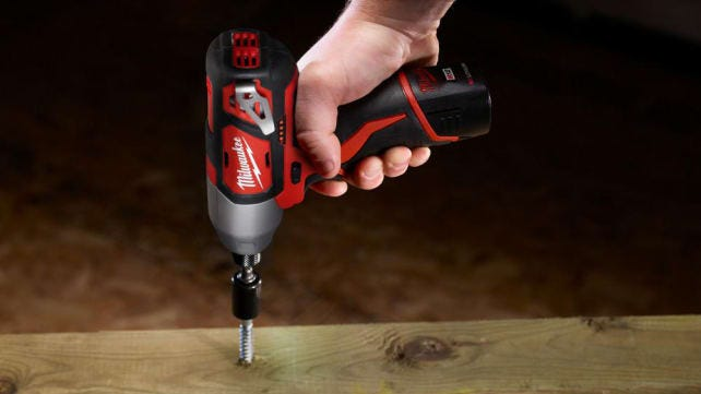 If your dad is a maker or just likes fixing things around the house, tools are not a cliche gift to give him.