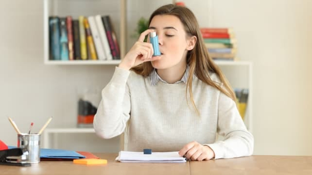 Even with safe use, some cleaning chemicals can pose a problem for those with asthma, allergies, or other sensitivities.
