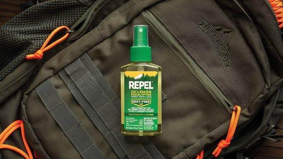 Plant-based bug repellant