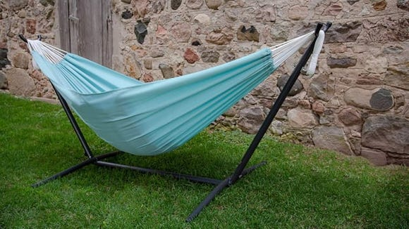 Freestanding hammock