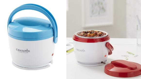 Thermos meets food warmer in this portable Crock-Pot.