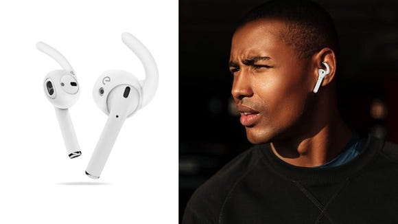 Wear your AirPods confidently with EarBuddyz.