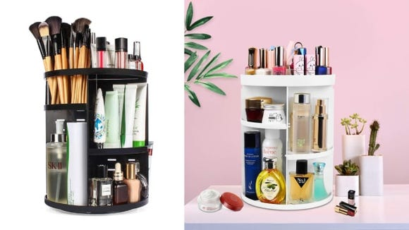 A better way to display (and store) your beauty collection.