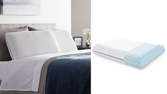 Summer-proof your bed with this perfect pillow.