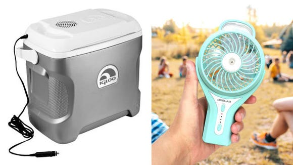 16 things you need to keep you cool in the hot summer heat