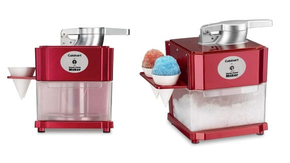 Make your favorite frozen treats at home.