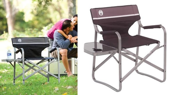 These chairs are great for camping, beaching, and just hanging out.