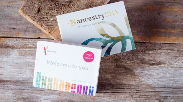 Prime Day and Black Friday are the best times to get the two most popular DNA kits at amazing low prices.