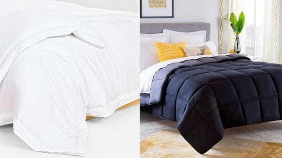 Comforters from Buffy and Linenspa