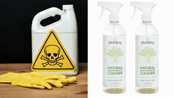 Puracy Natural Cleaning Spray