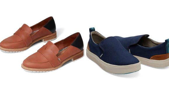TOMS memiliki lebih banyak gaya daripada sepatu kasual yang memperkenalkan Anda pada merek tersebut.