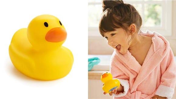 Munchkin White Hot Safety Bath Ducky