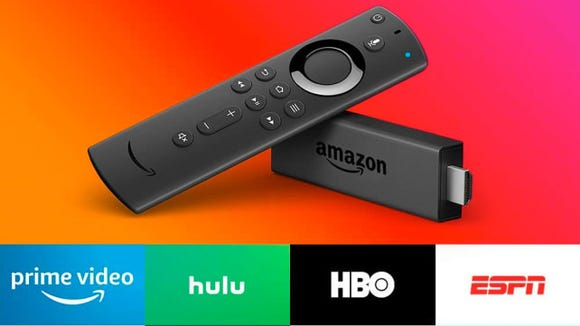 While the Fire TV Stick and Fire TV Stick 4K tend to put Amazon Prime Video content front and center, you'll get all of the popular apps here too.