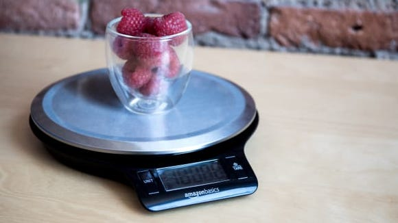 This cheap scale is a great option if you're on a budget.