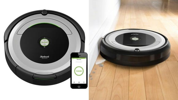 This Roomba is one of the best affordable robot vacuums, so we're obviously thrilled it's also on sale.