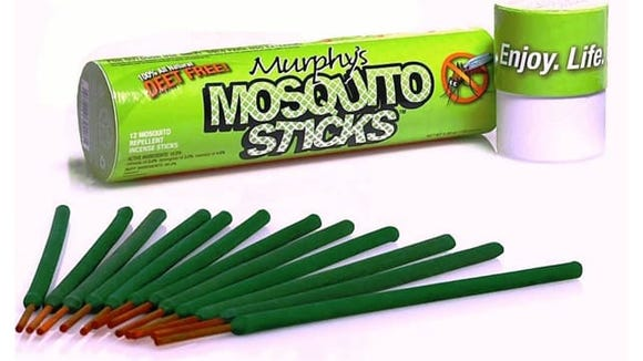 Keep those angry biters at bay with these popular repellent sticks.