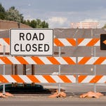 Part of East Henrietta Road will close this weekend