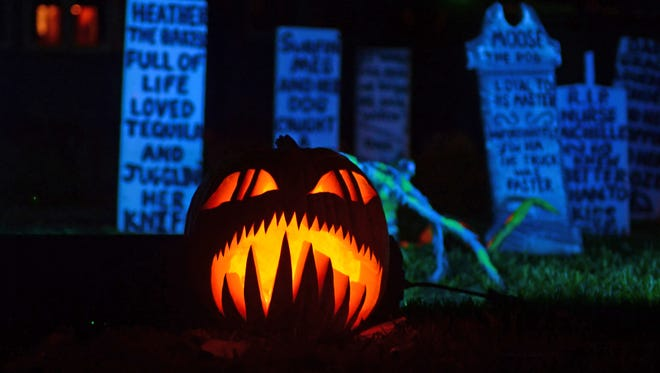 The Alexandria Police Department reminds everyone to follow safety guidelines this Halloween.