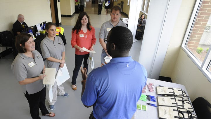 100 companies ready to hire at Montgomery job fair