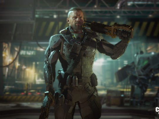 In the upcoming video game 'Call of Duty: Black Ops
