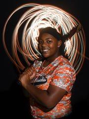 Ciera Clark of Lincoln Park Academy, all-area softball
