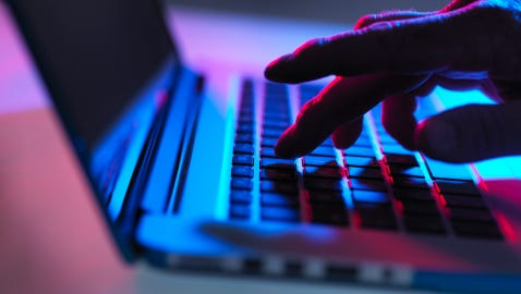 The use of the internet to find sex workers is one form of prostitution.